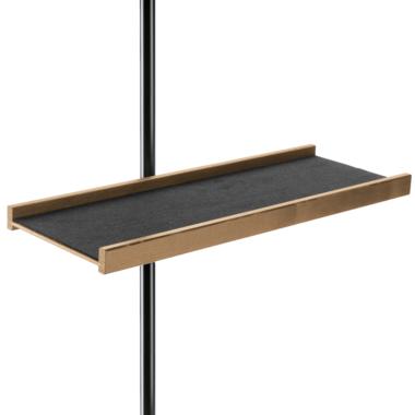 Dwarsfluit-plank K&M 122a