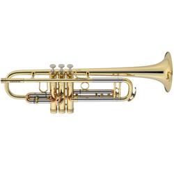 Geneva Rod Franks Trompet (gelakt)
