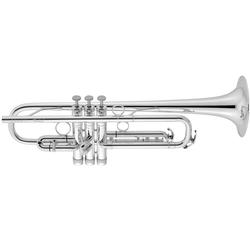Geneva Joshol Trompet (verzilverd)