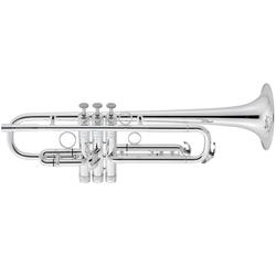 Geneva Signature Trompet (verzilverd)