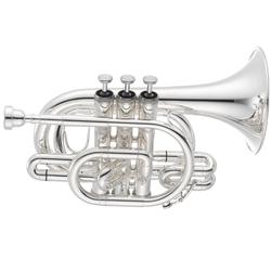 Jupiter JTR 710 S Pocket-Trompet