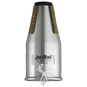 Jo-Ral FR1A Straight Mute Hoorn