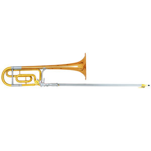 King 2104F Legend 4B Trombone
