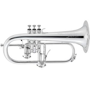 Geneva Symphony Bugel (verzilverd)