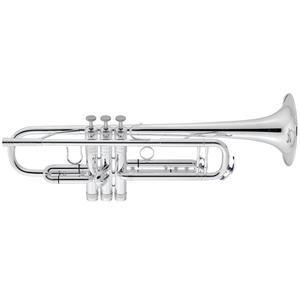 Geneva Symphony Trompet (verzilverd)